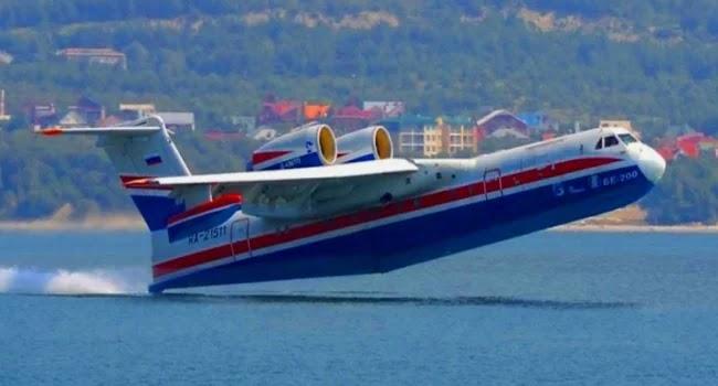 Ματαιώθηκε η κατασκευή του εργοστασίου ρωσικών υδροπλάνων στην Καλαμάτα λόγω της ελληνορωσικής κρίσης