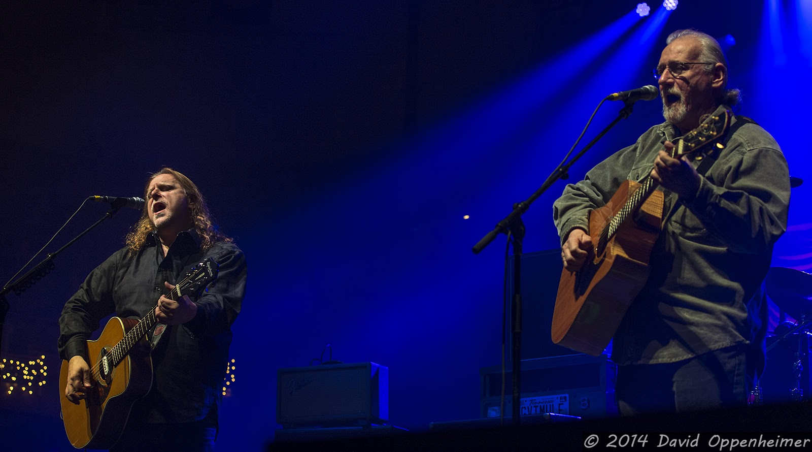 Warren Haynes & Ray Sisk