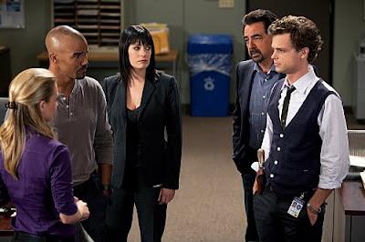 Criminal Minds Mentes Criminales season 6x02
