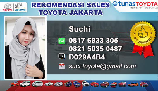 Rekomendasi Sales Tunas Toyota Duren Sawit Jakarta Timur