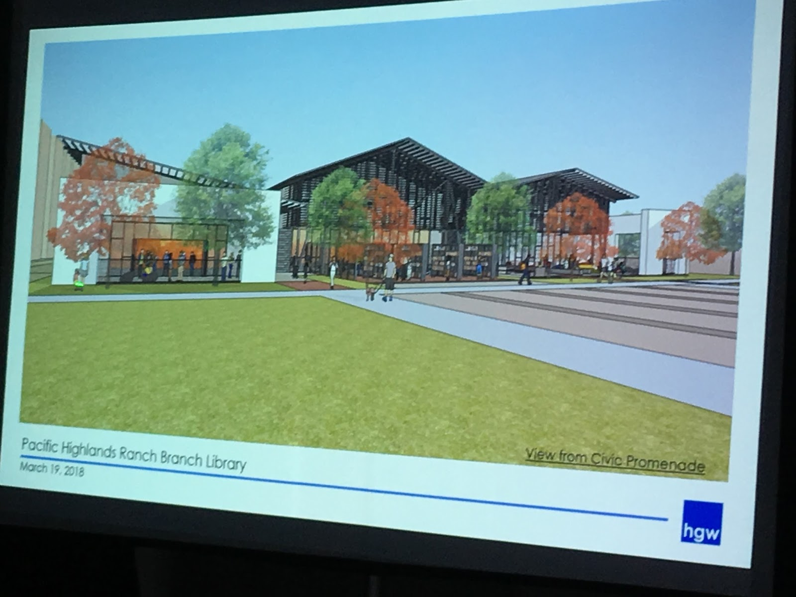 Pacific Highlands Ranch Village Center: March 2018