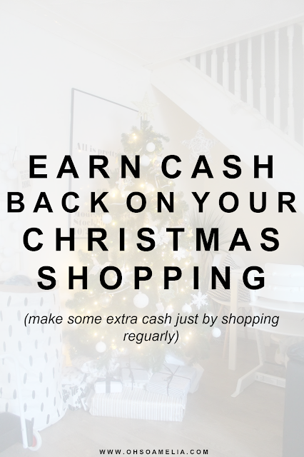 Earn cashback on your christmas shopping