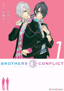 [Manga] BROTHER CONFLICT 第01巻, manga, download, free