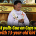 WATCH | Priest Pulls Gun on Cops When Caught with 13-year-old Girl at Motel