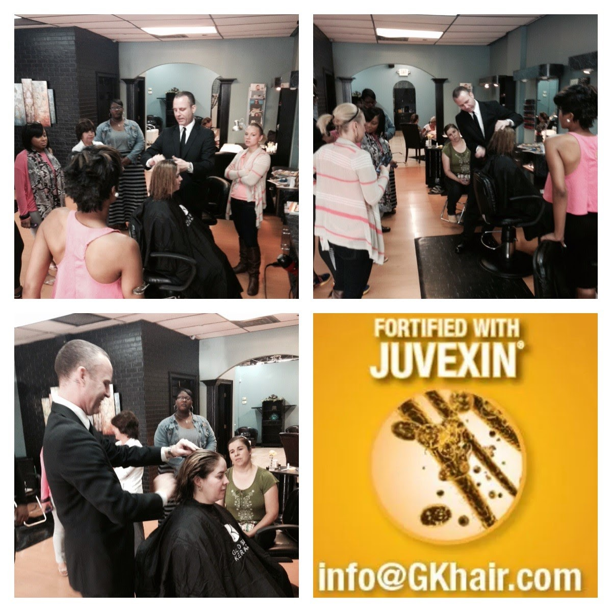 Salon 1580 is a Featured GKhair Salon
