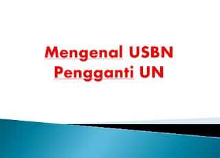 Mengenal USBN, Pengganti UN