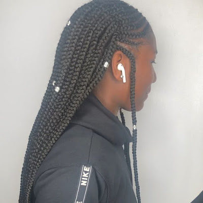 20 Inspired Fulani braids hairstyle 2019 To Choose From