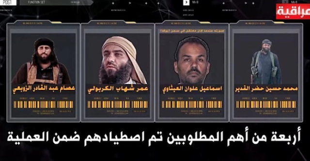 Perfect: Iraqi-US Intelligence Op Suckered 5 ISIS Leaders Into Capture