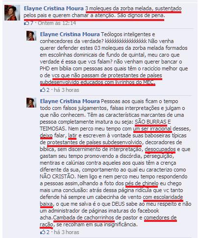 Elayne Cristina