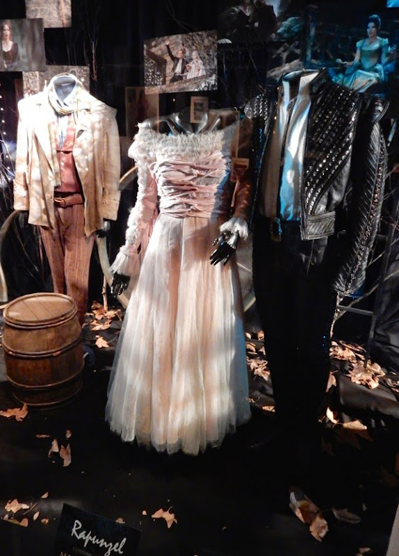 Rapunzel Prince Into the Woods film costumes