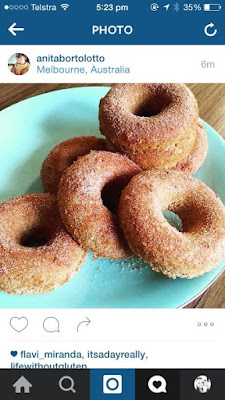 Southern In Law Reader Creations - Grain Free Baked Donut