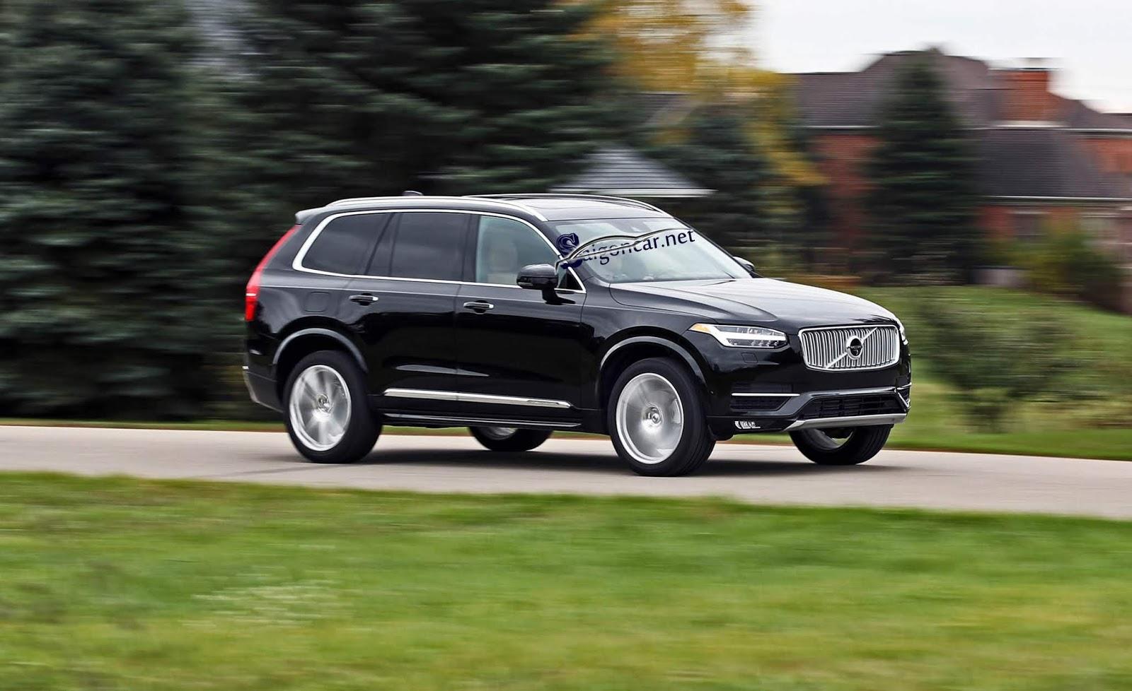 Đánh giá xe Volvo XC90 2019