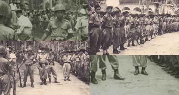 Pemberontakan APRA, Andi Aziz, RMS, PRRI, dan Permesta