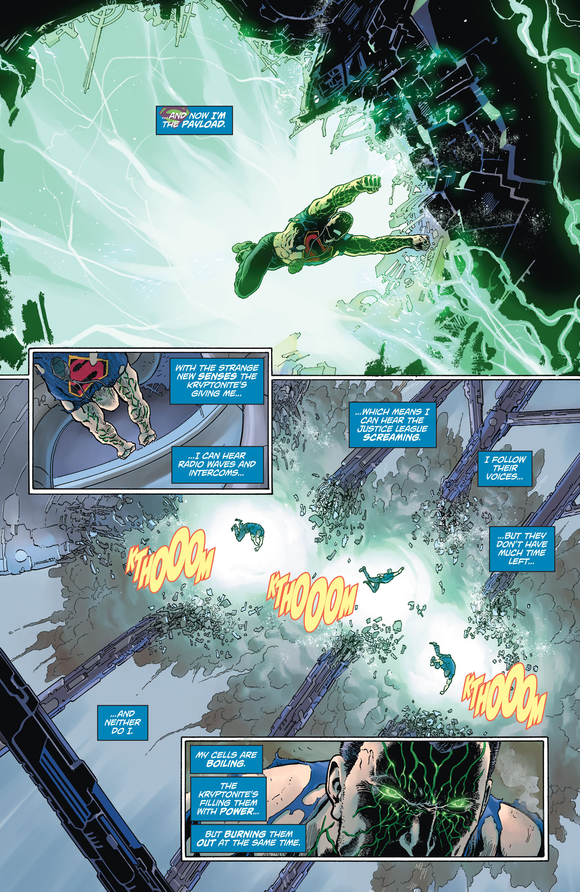 Read online Action Comics (2011) comic -  Issue #50 - 14