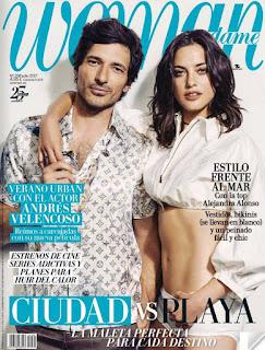 Andres Velencoso Segura Stars in Madame Figaro Woman July 2017 Cover Story