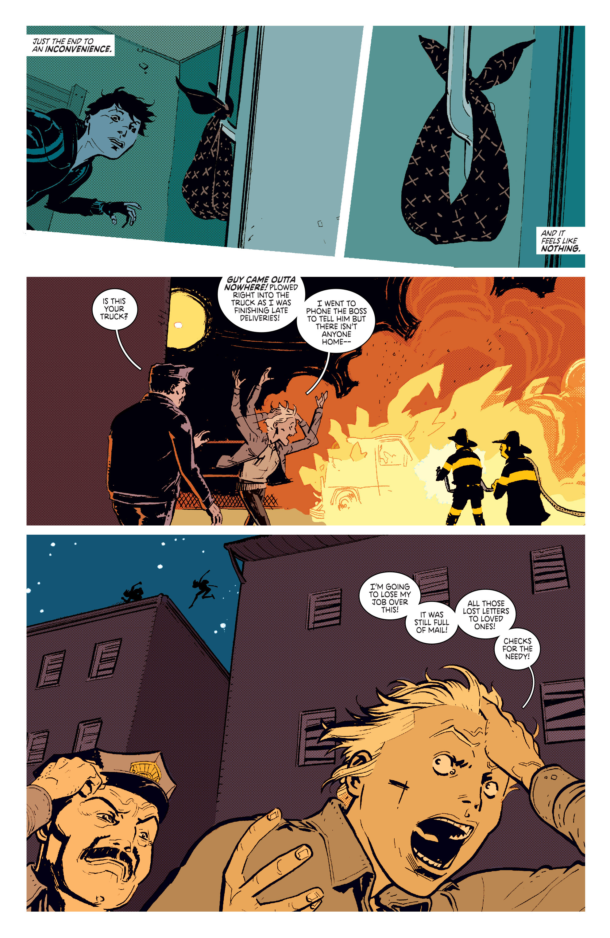 Read online Deadly Class comic -  Issue #11 - 21