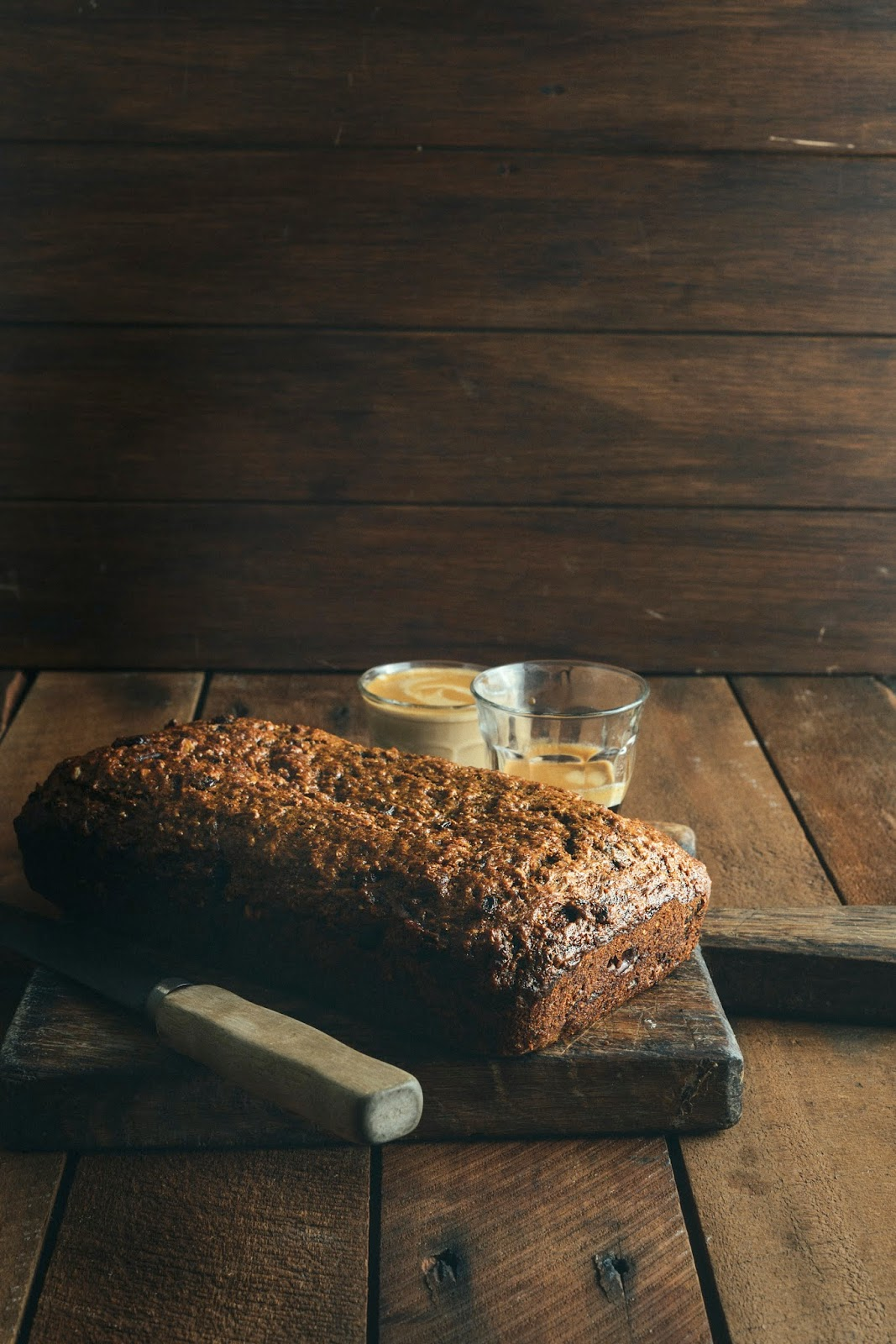 Old Fashioned Date Bran Amp Walnut Loaf Stuck In The Kitchen