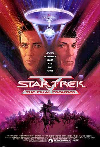 Star Trek V: The Final Frontier [1989]