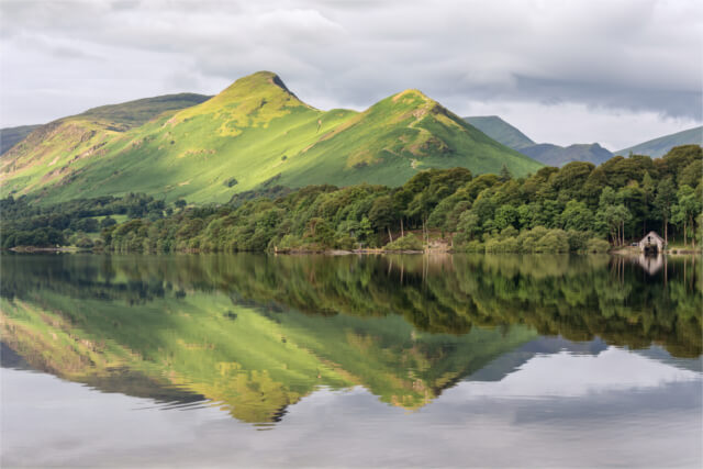 Catbells, Catbells walk, Keswick, Derwent Water, Lakes, Lake District, map, route, best views