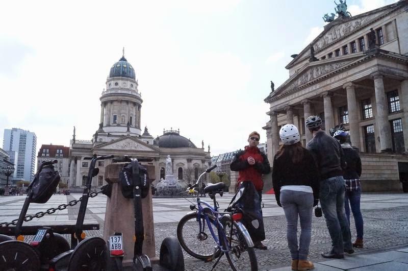 bici por berlin