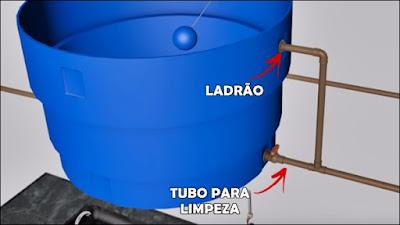 ladrao da caixa d'água