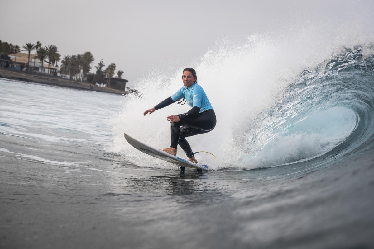 Women Take Over on Day 2 2020 Cabreiroá Pro Las Americas Highlights