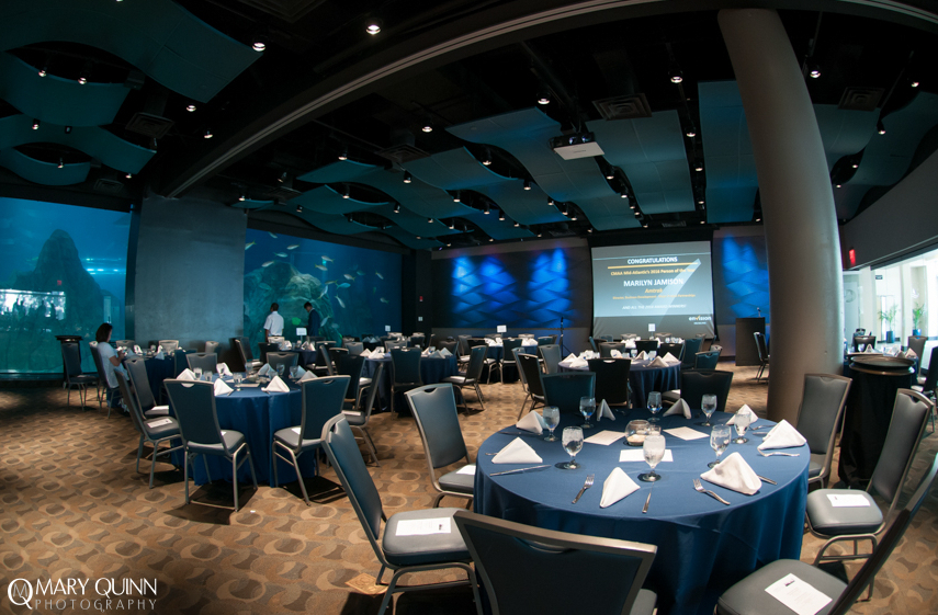 Adventure Aquarium Camden NJ Wedding Venues