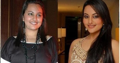 Sonakshi Sinha 2000p Photos: Sonakshi Sinha Original Pic Before Weight Loss