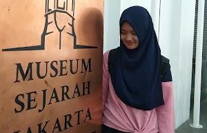 Fenomena Bahasa Indonesia pada Ikon Kota Tua Jakarta