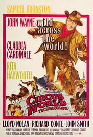Watch Circus World Online Free 1964 Putlocker