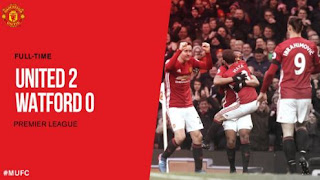 Video Gol Manchester United vs Watford 2-0 EPL 11/2/2017
