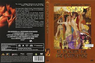 Carátula dvd: El placer de los extraños (1990) The Confort of Strangers