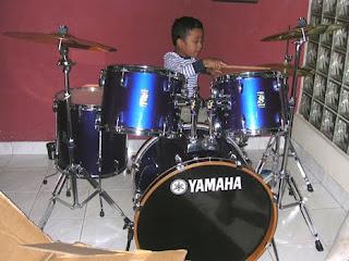 Keke Dan Drum