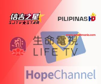 Daftar List Channel Kualitas HD pada Satelit ABS 2