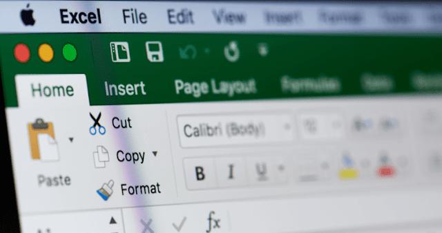 Membekukan Atau Mengunci Kolom Dan Baris Di Excel 2010