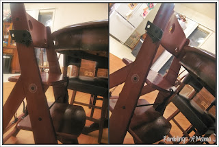 keekaroo high chair chromcraft kitchen chairs right height giveaway ends 1 13 so what did i think about the with infant insert