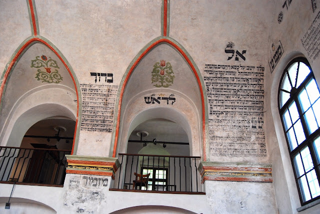 synagogue Trebic