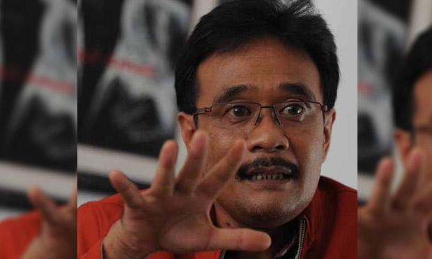 Djarot Siap Jadi Pesaing Ahok dalam Pilkada DKI
