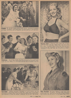Carole Landis Tommy Wallace Article