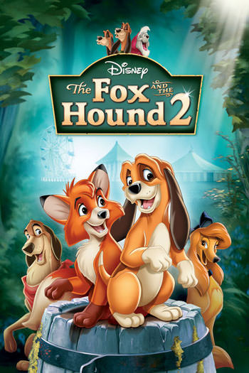 The Fox And The Hound 2 2006 Dual Audio