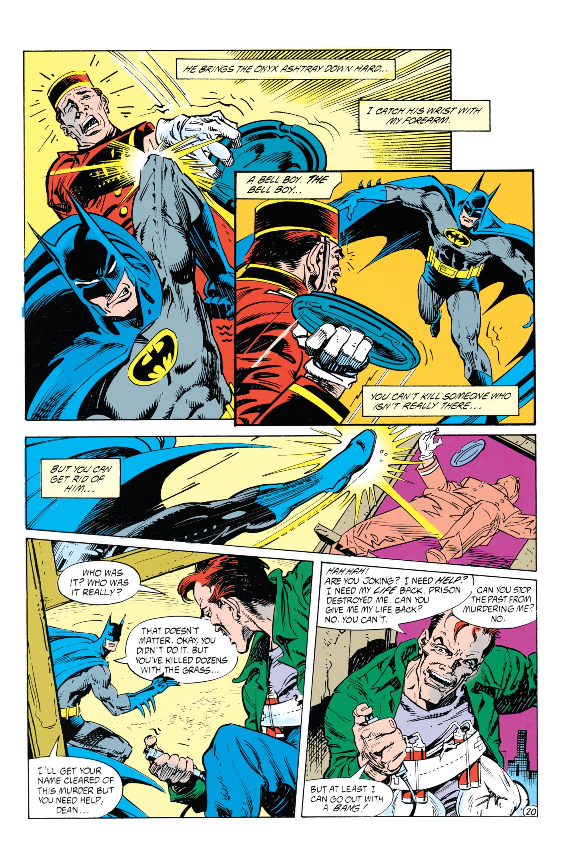 Detective Comics (1937) 629 Page 20