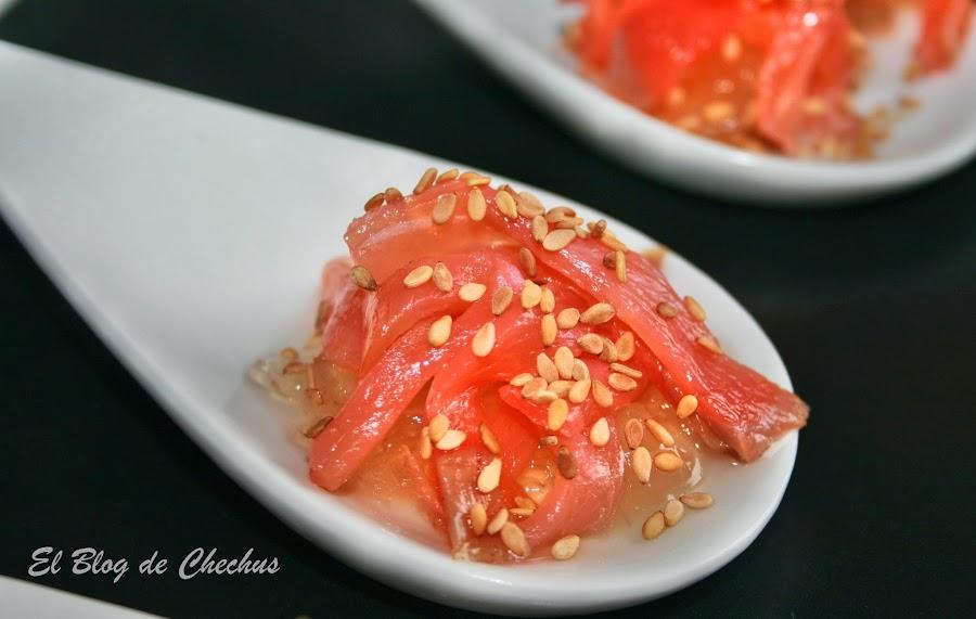aperitivos, el blog de chechus, chechus cupcakes
