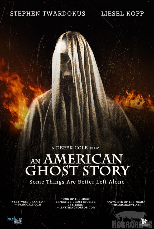 Poster do filme An American Ghost Story