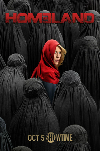 Homeland [Temporada 4] [2014] [DVD5 + DVD9] [NTSC] [Latino]