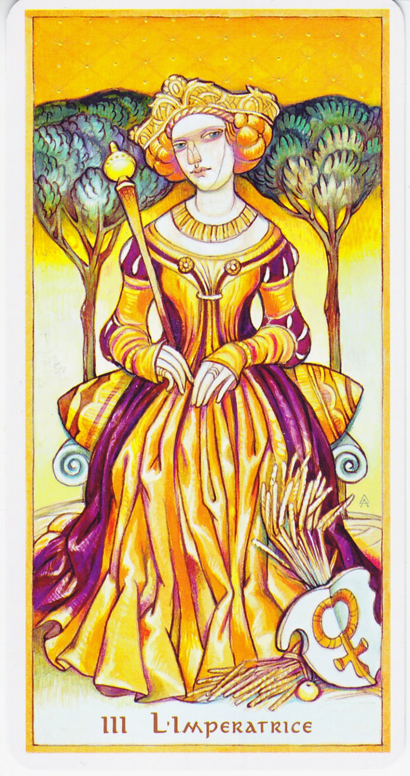 Rowan Tarot December 2012: Rowan Tarot: Tarot And The 12 Steps: 4-6