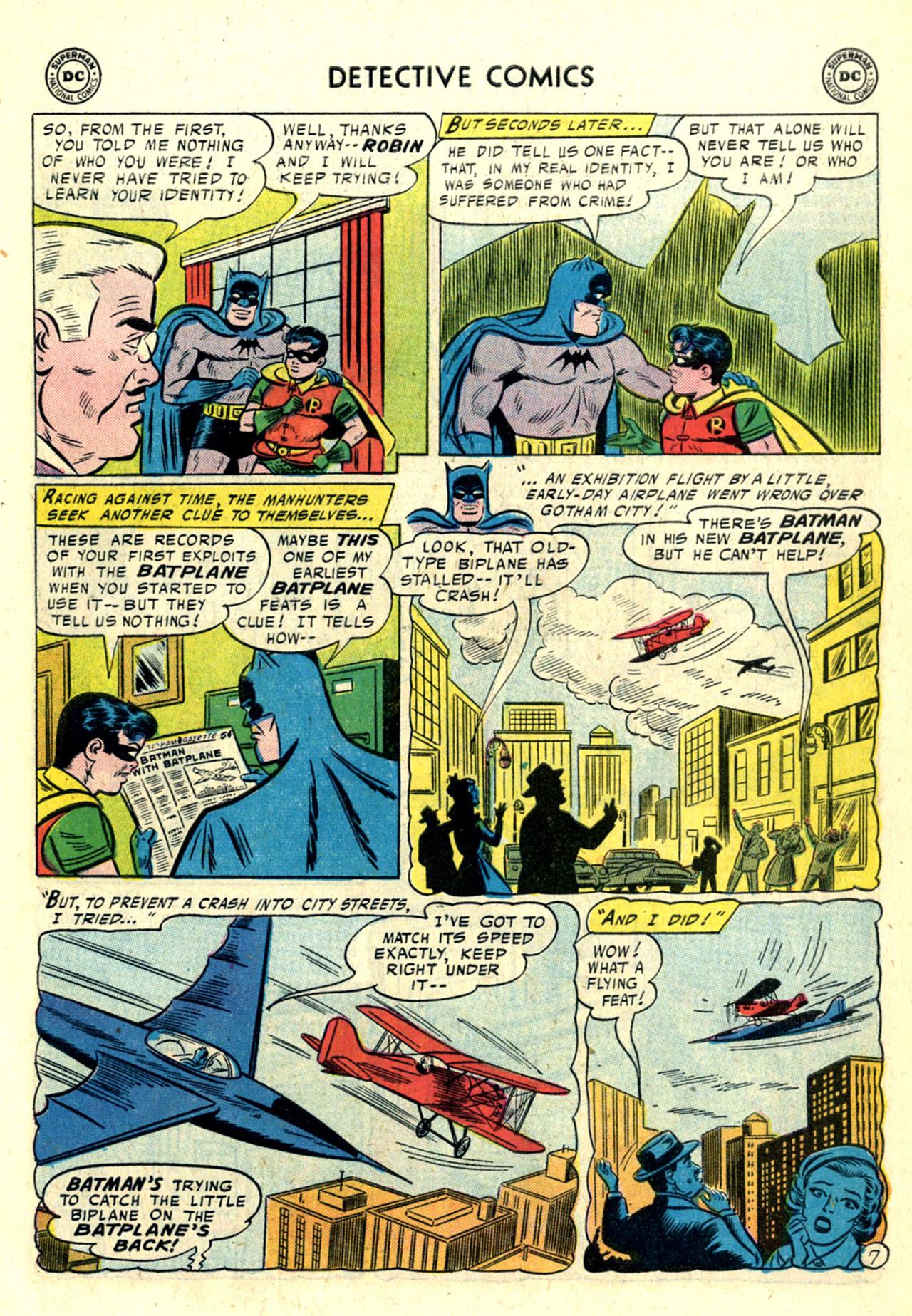 Detective Comics (1937) 234 Page 8