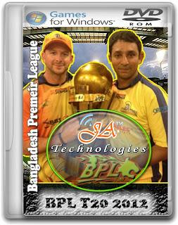 Bangladesh Premier League Cricket Game 2012