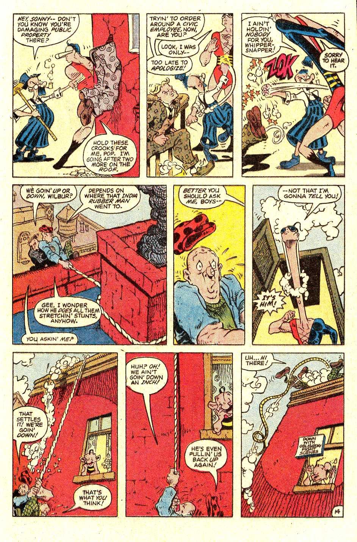 Read online Secret Origins (1986) comic -  Issue #30 - 35