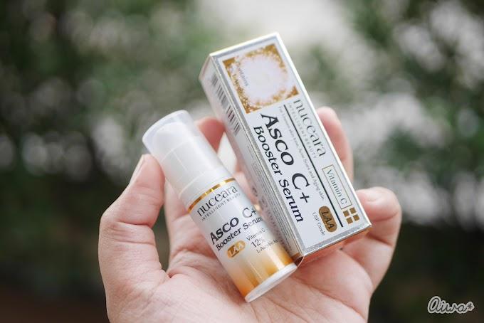 :: ถูกและดี วิตามินซีตัวแม่! Nuceara Asco C+ Booster Serum ::
