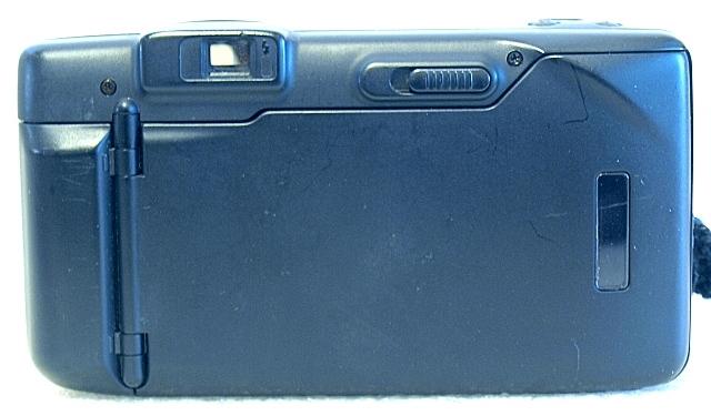 Nikon Zoom 310 AF QD, Back